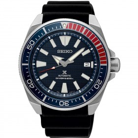 Мъжки часовник Seiko Prospex Divers Automatic 200m Samurai - SRPB53K1