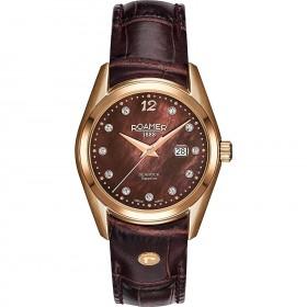 Дамски часовник Roamer Searock Ladies - 203844 49 69 02