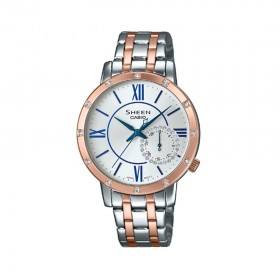 Дамски часовник Casio SHEEN - SHE-3046SGP-7BUER