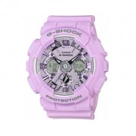 Дамски часовник Casio G-Shock - GMA-S120DP-6AER