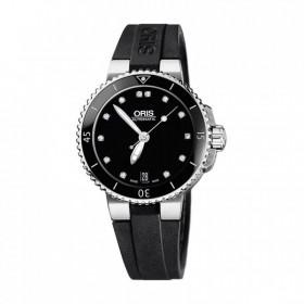 Дамски часовник Oris Aquis Diving Date Diam. - 733 7652 4194-07 4 18 34