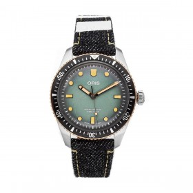 Мъжки часовник Oris Divers Momotaro - 733 7707 4337 - Set