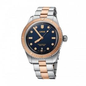 Мъжки часовник Oris Divers Sixty-Five - 733 7707 4355 - 07 8 20 17