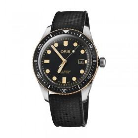 Мъжки часовник Oris Aquis Divers Sixty-Five - 733 7720 4354-07 4 21 18