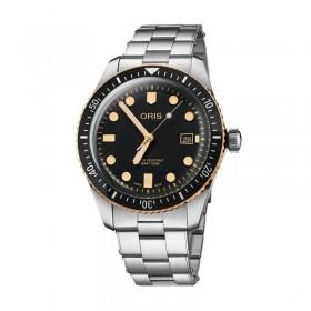 Мъжки часовник Oris Aquis Divers Sixty-Five - 733 7720 4354-07 8 21 18