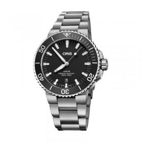 Мъжки часовник Oris Aquis Date - 733 7730 4124 - 07 8 24 05EB