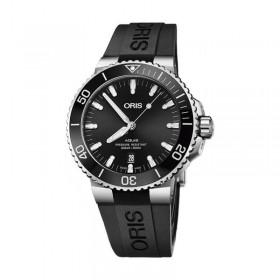 Мъжки часовник Oris Aquis Date - 733 7730 4134 - 07 4 24 64EB