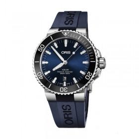 Мъжки часовник Oris Aquis Date - 733 7730 4135-07 4 24 65EB