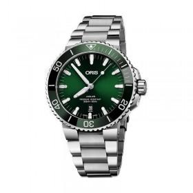 Мъжки часовник Oris Aquis Diving Date - 733 7730 4157 - 07 8 24 05PEB