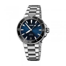 Дамски часовник Oris Aquis Diving Date - 733 7731 4135-07 8 18 05P