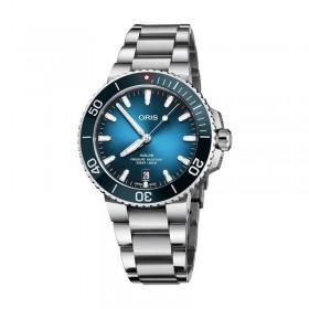 Мъжки часовник Oris Aquis Divers Date Clean Ocean LE - 733 7732 4185-set