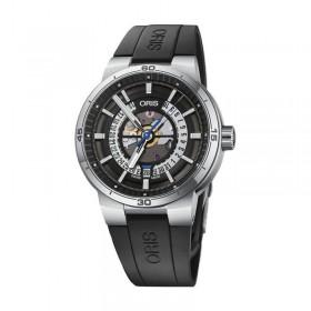 Мъжки часовник Oris TT1 Engine Date - 733 7752 4124-07 4 24 06FC