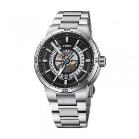 Мъжки часовник Oris TT1 Engine Date - 733 7752 4124-07 8 24 08