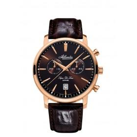 Мъжки часовник Atlantic Super De Luxe - 64451.44.81