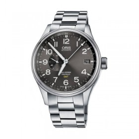 Мъжки часовник Oris Aviation Big Crown ProPilot GMT - 748 7710 4063-07 8 22 19
