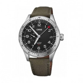Мъжки часовник Oris Aviation BC Pro Pilot TimerGMT - 748 7756 4064-07 3 22 02LC