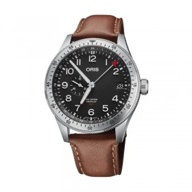 Мъжки часовник Oris Aviation BC Pro Pilot Timer GMT - 748 7756 4064-07 5 22 07LC