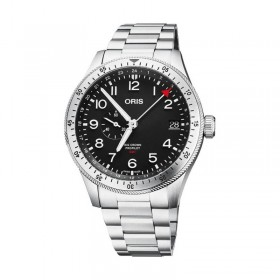 Мъжки часовник Oris Aviation BC Pro Pilot TimerGMT - 748 7756 4064-07 8 22 08