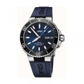 Мъжки часовник Oris Divers Big Day Date - 752 7733 4135-07 4 24 65EB