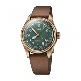 Мъжки часовник Oris Big Crown Pointer Date 80th Anniversary Edition - 754 7741 3167-07 5 20 58BR