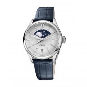 Дамски часовник Oris Artelier Grande Lune - 763 7723 4051 - 07 5 18 66FC