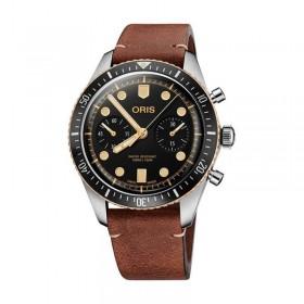 Мъжки часовник Oris Aquis Divers Sixty-Five - 771 7744 4354 - 07 5 21 45