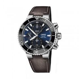 Мъжки часовник Oris Aquis Chrono - 774 7743 4155-07 5 24 10EB