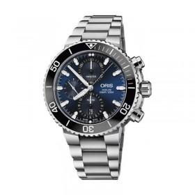 Мъжки часовник Oris Aquis Chrono - 774 7743 4155-07 8 24 05PEB