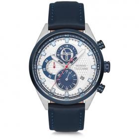 Мъжки часовник Sergio Tacchini Archivio Dual Time - ST.5.153.06