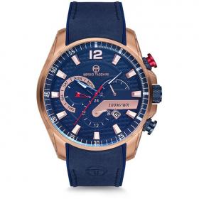 Мъжки часовник Sergio Tacchini Archivio Dual Time - ST.17.109.03