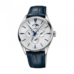 Мъжки часовник Oris Artelier Complication - 781 7729 4051 - 07 5 21 66FC
