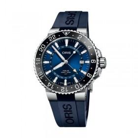 Мъжки часовник Oris Aquis GMT Date - 798 7754 4135-07 4 24 65EB