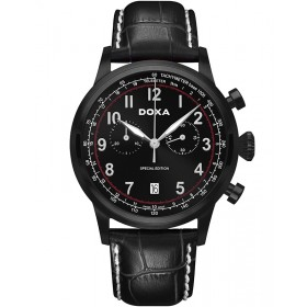 Мъжки часовник Doxa D-Air Chrono Special Edition - 190.70.105.2.01