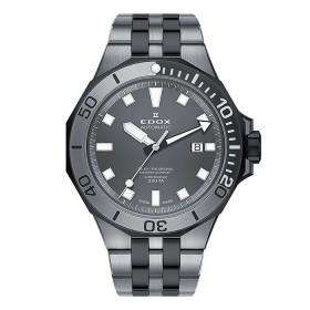 Мъжки часовник Edox Delfin - 80110 357GNM GIN