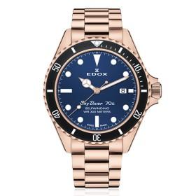 Мъжки часовник Edox SkyDiver - 80112 37RNM BUI