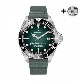 Мъжки часовник Edox Sky Diver Auto LE - 80115 3N VD