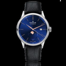 Мъжки часовник Edox Les Vauberts - 80500 3 BUIR