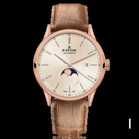 Мъжки часовник Edox Les Vauberts - 80500 37R BEIR