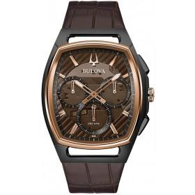 Мъжки часовник Bulova CURV - 98A264