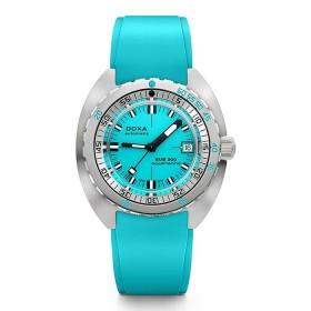 Мъжки часовник Doxa SUB 300 Aquamarine - 821.10.241.25