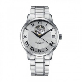 Мъжки часовник Claude Bernard Automatic Open Heart - 85017 3M2 AR