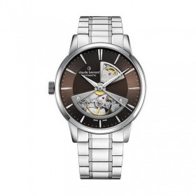 Мъжки часовник Claude Bernard Automatic Open Heart - 85017 3M2 BRIN2