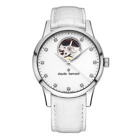 Дамски часовник Claude Bernard Automatic Open Heart - 85018 3 APN