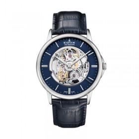 Мъжки часовник Edox Les Bemonts Open Heart - 85300 3 BUIN