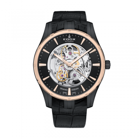 Мъжки часовник Edox Grand Ocean Open Heart - 85301 357RN NIR