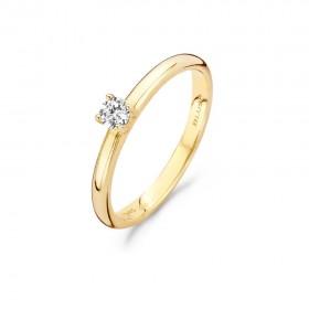 Дамски пръстен Blush - 1112YZI/54
