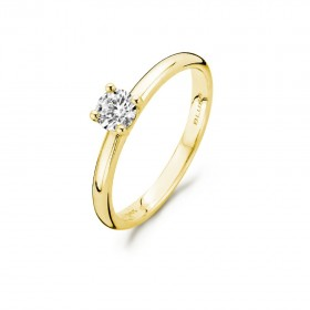 Дамски пръстен Blush - 1132YZI/52