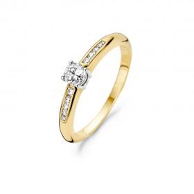 Дамски пръстен Blush - 1155BZI/52