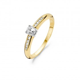 Дамски пръстен Blush - 1155BZI/54