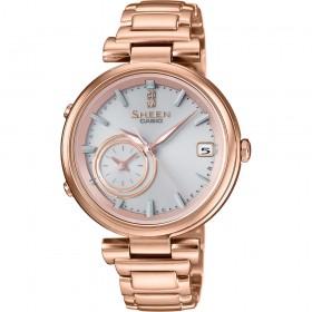 Дамски часовник Casio Sheen - SHB-100CG-4AER